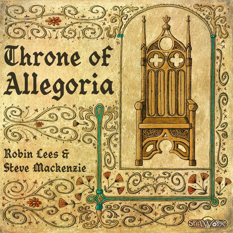 Throne of Allegoria