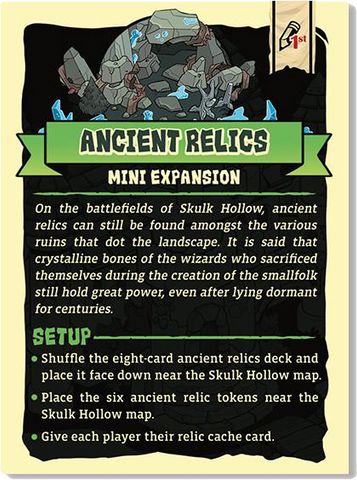 Skulk Hollow: Ancient Relics