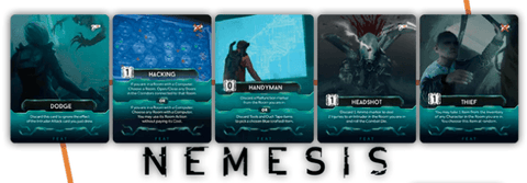 Nemesis - Feat Cards