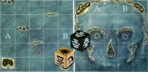 Pirate Dice: Capture the Treasure & Ghost Ship