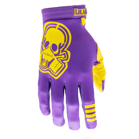*PRE ORDER* GRIM PURPLE/YELLOW GLOVE