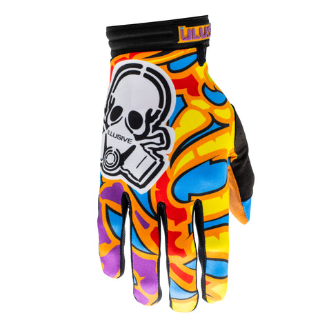 *PRE ORDER* MULTI COLOR TRIBAL GLOVE