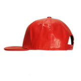 FAKE A$$ LEATHER SNAPBACK HAT