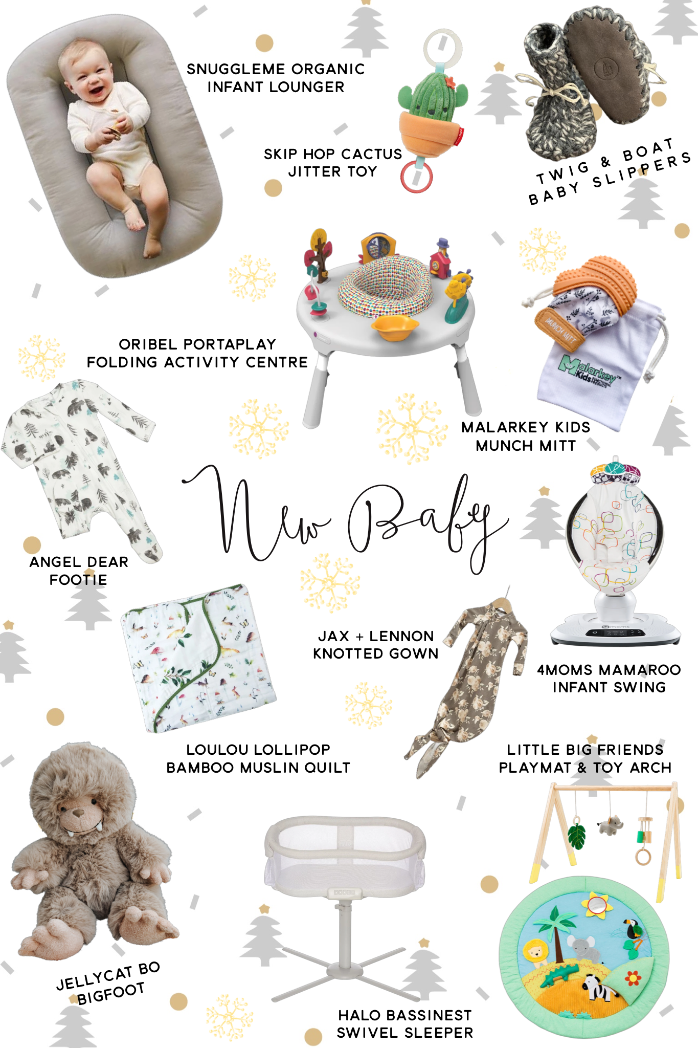 Momease Holiday Gift Guide 2020!