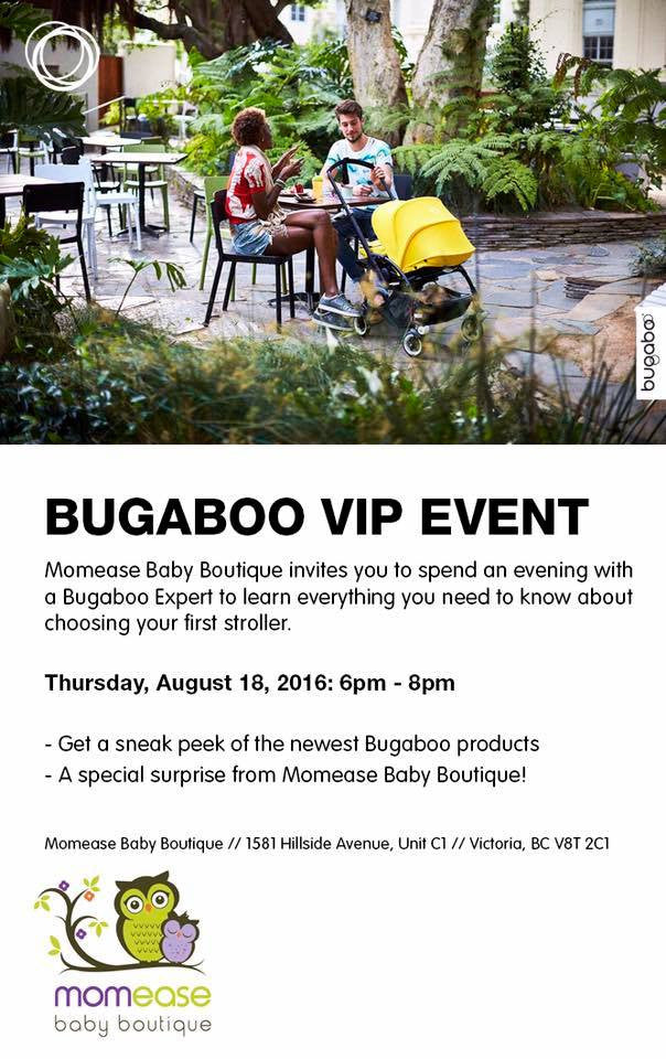 Bugaboo Meet & Greet VIP Event