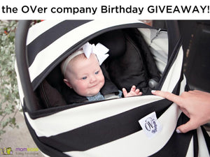 The OVer Company Birthday Giveaway!
