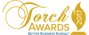 Momease Baby Boutique: Better Business Bureau Torch Award Finalist 2017