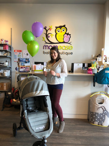 Baby Jogger 10th Anniversary Contest Winner Tanya!
