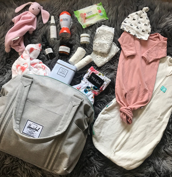 Hospital Bag for Baby #4
