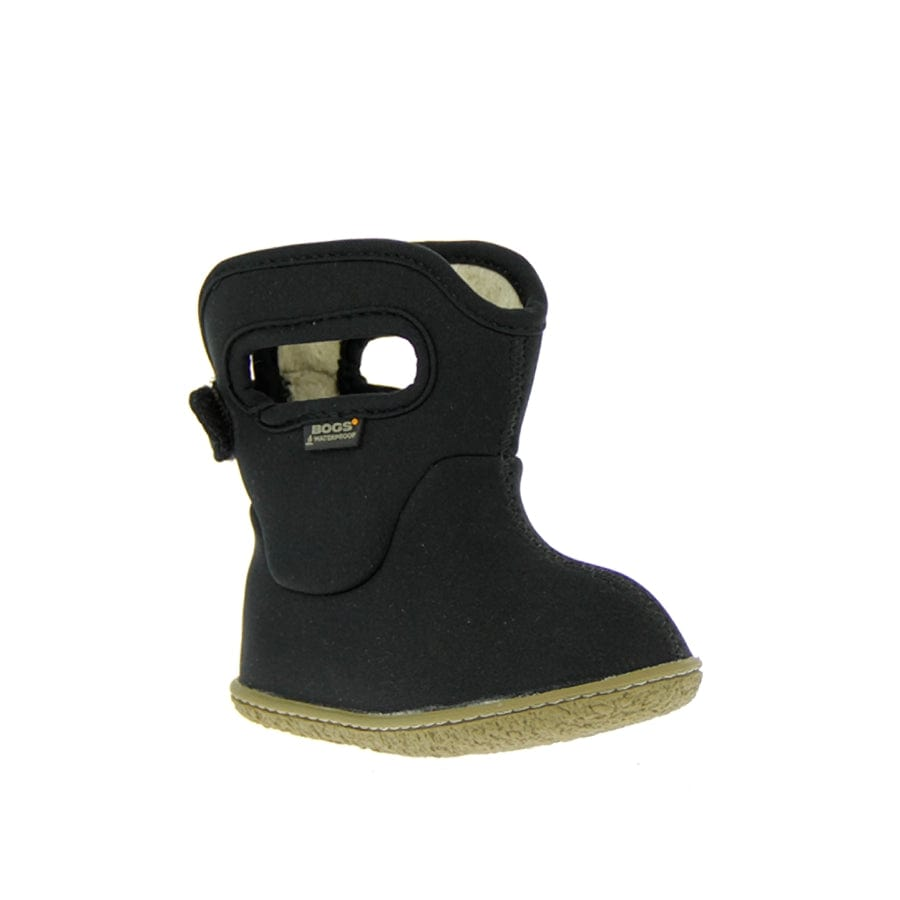 Baby Bogs Boots - Solid Black