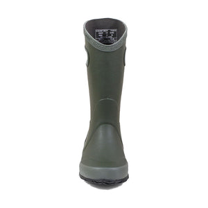 Bogs Kids' Rain Boots - Dark Green