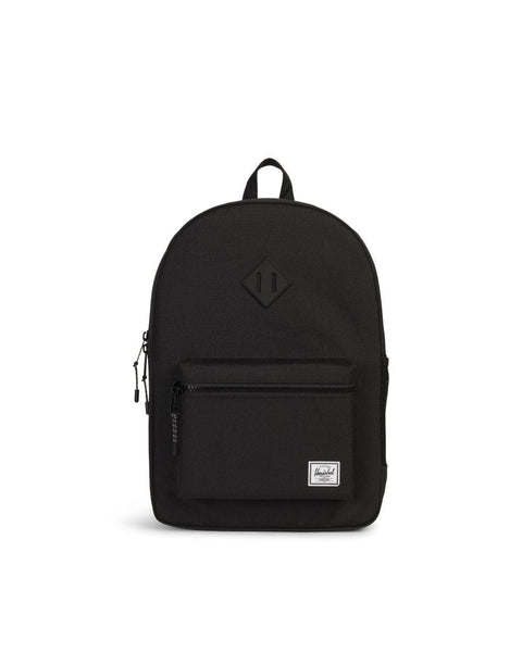 Herschel Heritage XL Youth Backpack - Black