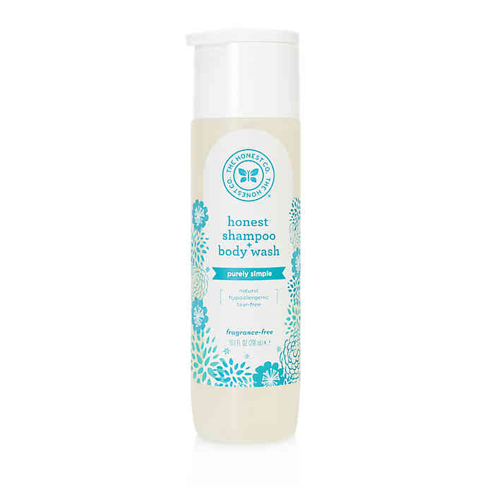 The Honest Company Honest Shampoo & Body Wash - Unscented