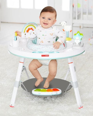 a3bb1c260 Skip Hop Explore   More Baby s View 3-Stage Activity Center - Silver ...