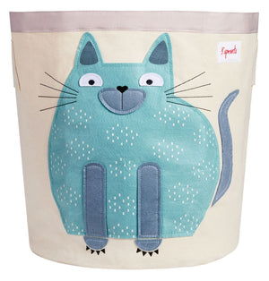 3 Sprouts Storage Bin - Cat