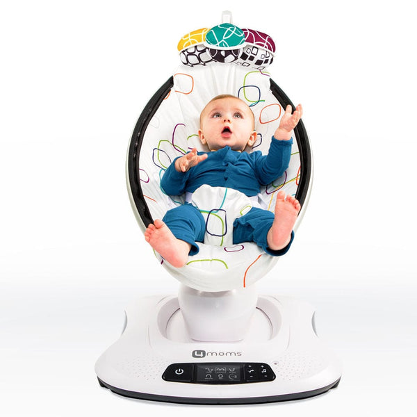 Multi Plush - 4moms mamaRoo 4.0 Lifestyle