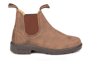Blundstone Kid's Blunnies Boots - Rustic Brown