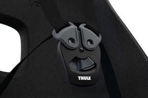Thule Yepp Nexxt Maxi Frame Mounted Child Bike Seat - Grey Safety Harness
