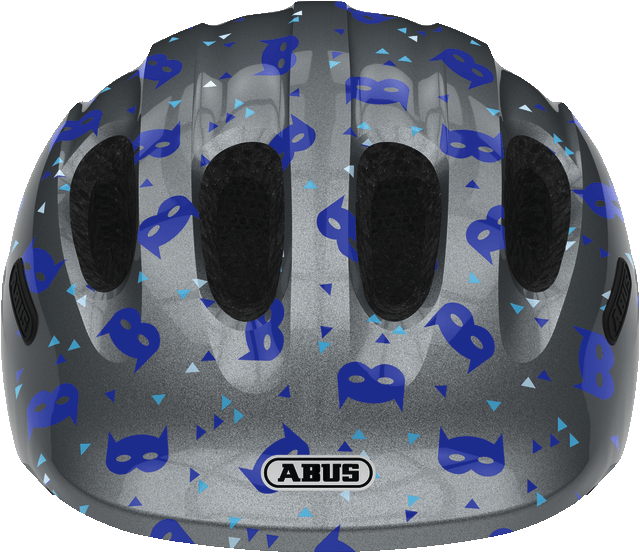 ABUS Smiley Helmet - Blue Mask