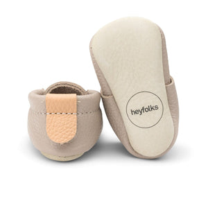 Heyfolks Newborn Soft Sole Shoe - Sparrow Sole