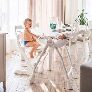Oribel Cocoon High Chair Lifestyle 2