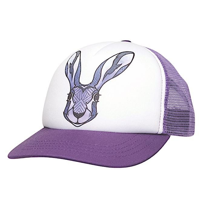 Ambler Apparel Faces Trucker Hat - Hare