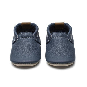 Heyfolks Soft Sole Shoe - Blue Heron