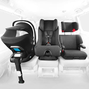 Clek Liing Infant Car Seat - Narrow Design for 3 Across