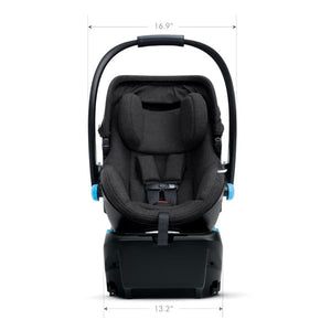 Clek Liing Infant Car Seat - Front Dimensions