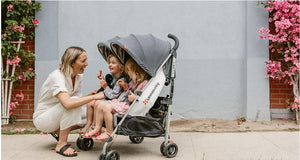 UPPAbaby G-LINK 2 Double Umbrella Stroller - Jordan Lifestyle 4