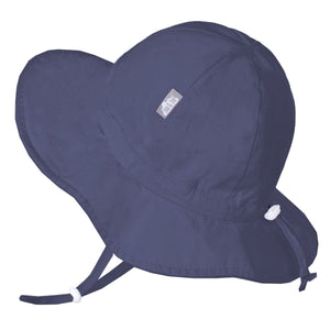 Jan & Jul Gro-With-Me Sun Hat - Navy