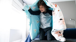 Hush. Kids Weighted Blanket - Lifestyle 1