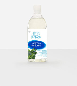 770 ml Refill - The Green Beaver Company Foaming Hand Soap - Fresh Mint