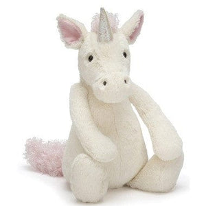 Jellycat Bashful Unicorn - Medium 12""