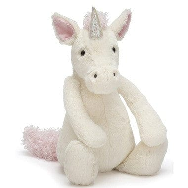 Jellycat Bashful Unicorn - Small 7""