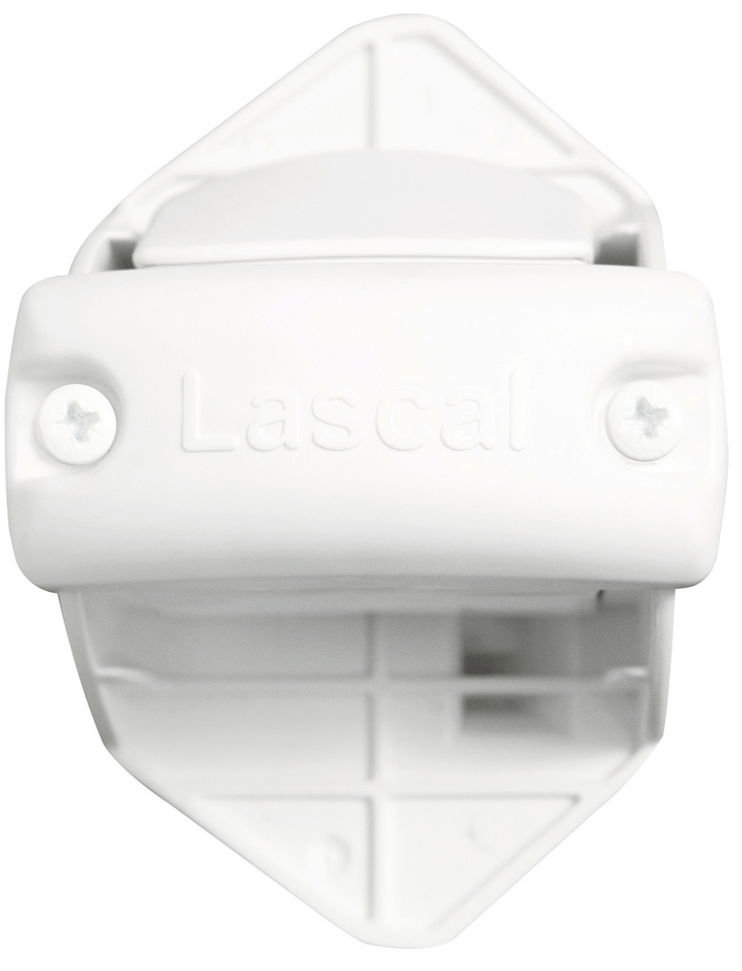 Lascal KiddyGuard Avant Bannister Kit - Locking Strip White