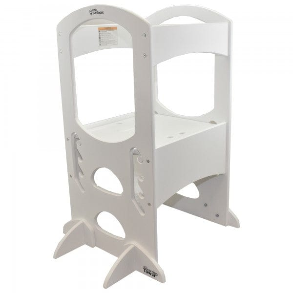 Little Partners Original Learning Tower - Soft White