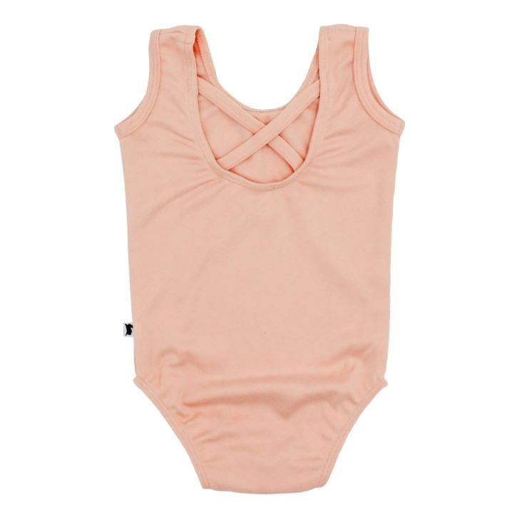 Little & Lively Leotard - Peach