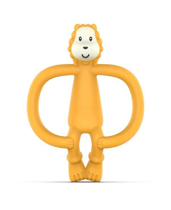 Matchstick Monkey Ludo the Lion Teether