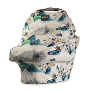 Milk Snob Cover - Rocky Mountains Car Seat Cover