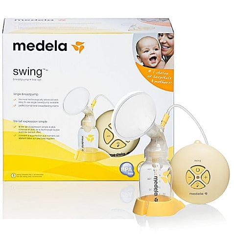 Medela Swing Single Electric Breastpump 2