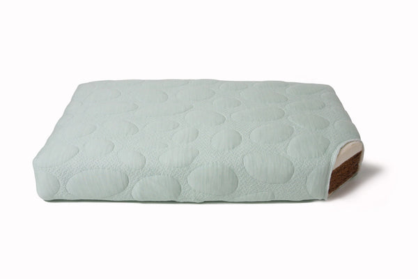Nook Pebble Pure Mattress - Core Layers Cut Out