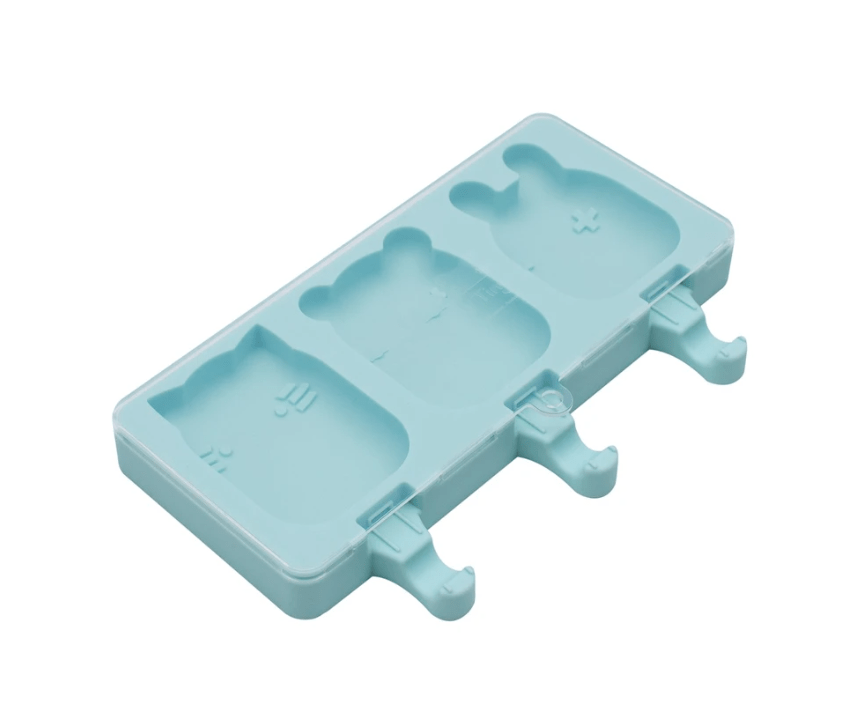 We Might Be Tiny Frosties Popsicle Molds - Minty Green
