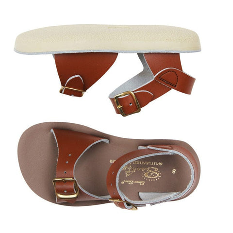 Salt Water Sandals Kids - Surfer Tan