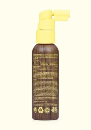 Sun Bum Scalp Mist SPF 30 - Back View
