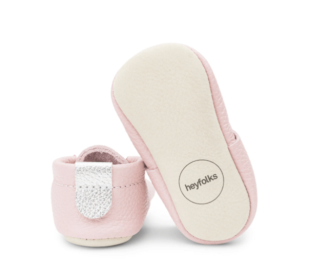 Heyfolks Soft Sole Shoe - Piglet