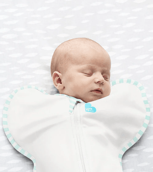 Love to Dream Organic Swaddle Up Gift Set - Mint Lifestyle