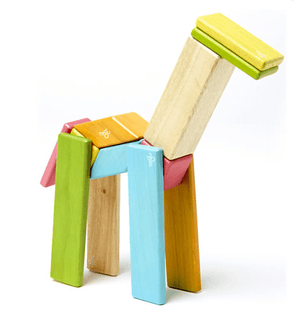 Tegu Magnetic Blocks Set - Tints 3