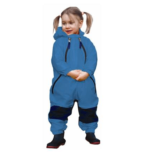 Tuffo Muddy Buddy Waterproof Coveralls - Blue