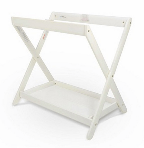 UPPAbaby VISTA 2015 / CRUZ Bassinet Stand - White
